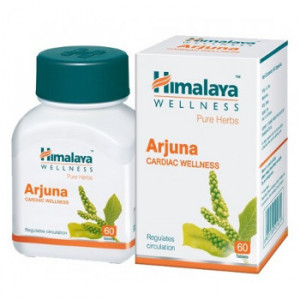 Arjuna Himalaya, 60 tablets - 15 grams