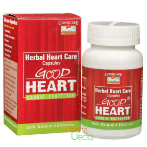 Good Heart GoodCare, 60 capsules