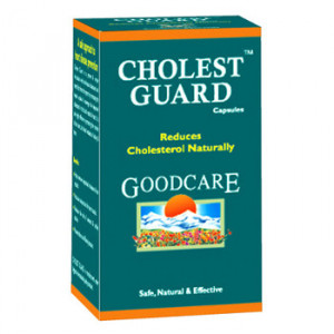 Cholest guard GoodCare, 60 capsules