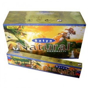 Incense sticks Satya Natural Satya, 45 grams