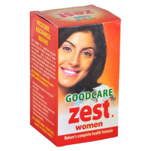 Зест вумен Гудкейр (Zest women GoodCare), 60 капсул